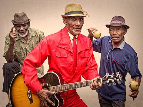 Jolly Boys Roots Of Reggae