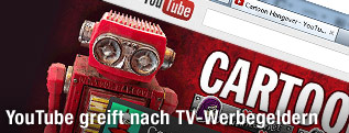 Screenshot eines TV-Channels auf YouTube